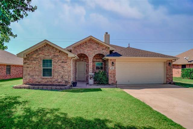 647 Bluebonnet Street, Stephenville, TX 76401 (MLS #14412814) :: Real Estate By Design