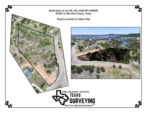 000 Harbor Way, Graford, TX 76449 (MLS #14412866) :: Premier Properties Group of Keller Williams Realty