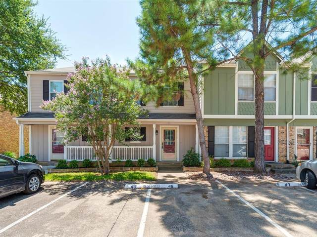46 Abbey Road, Euless, TX 76039 (MLS #14412876) :: The Heyl Group at Keller Williams