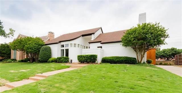 4803 Holly Tree Drive, Dallas, TX 75287 (MLS #14412877) :: The Kimberly Davis Group