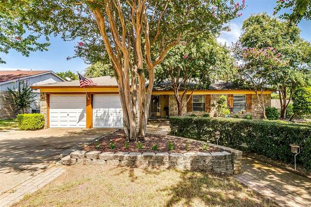 3719 Moselle Drive, Arlington, TX 76016 (MLS #14412899) :: Real Estate By Design