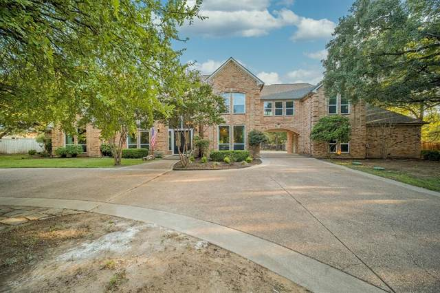 155 Winding Creek Way, Argyle, TX 76226 (MLS #14412937) :: Real Estate By Design