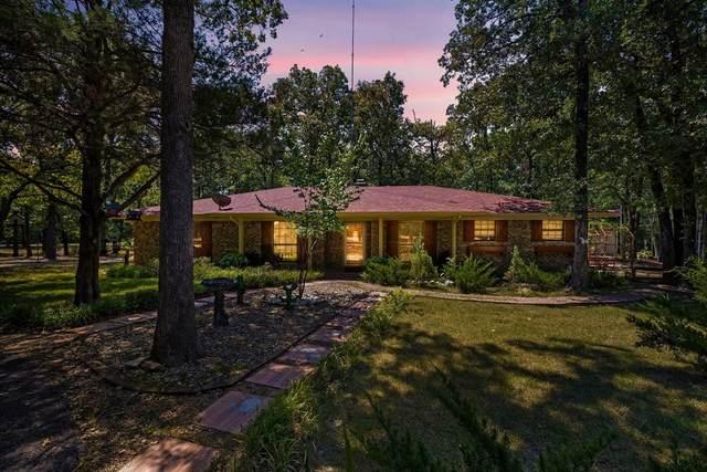 1586 Winding Lane, Greenville, TX 75402 (MLS #14412948) :: The Heyl Group at Keller Williams