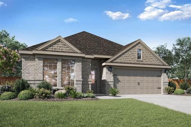 501 Lowery Oaks Trail N, Fort Worth, TX 76120 (MLS #14413088) :: NewHomePrograms.com LLC
