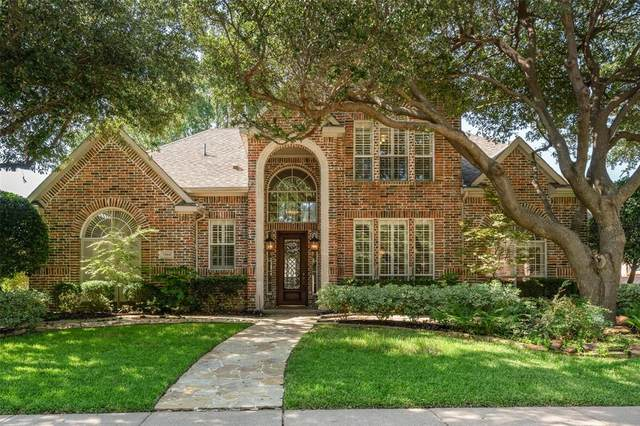 5968 Tipperary Drive, Plano, TX 75093 (MLS #14413117) :: The Heyl Group at Keller Williams