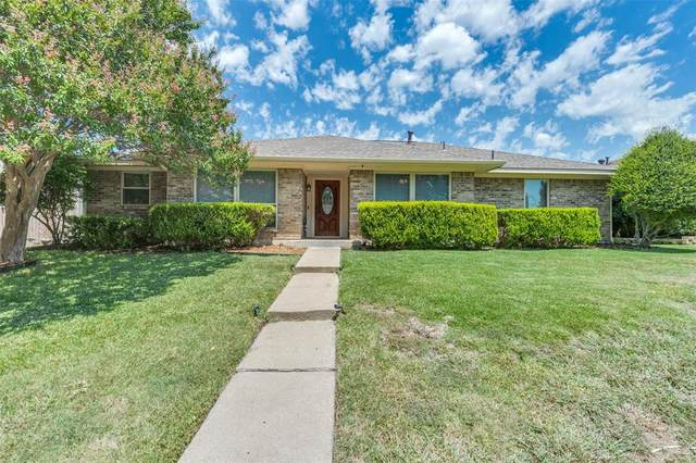 4409 Cleveland Drive, Plano, TX 75093 (MLS #14413130) :: The Heyl Group at Keller Williams
