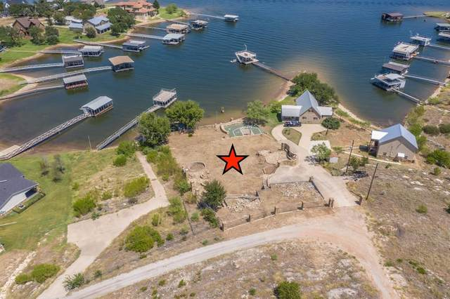1023 Cardinal Cove, Possum Kingdom Lake, TX 76449 (MLS #14413135) :: The Daniel Team