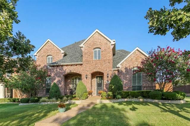 621 King Lot Lane, Lewisville, TX 75056 (MLS #14413142) :: The Heyl Group at Keller Williams