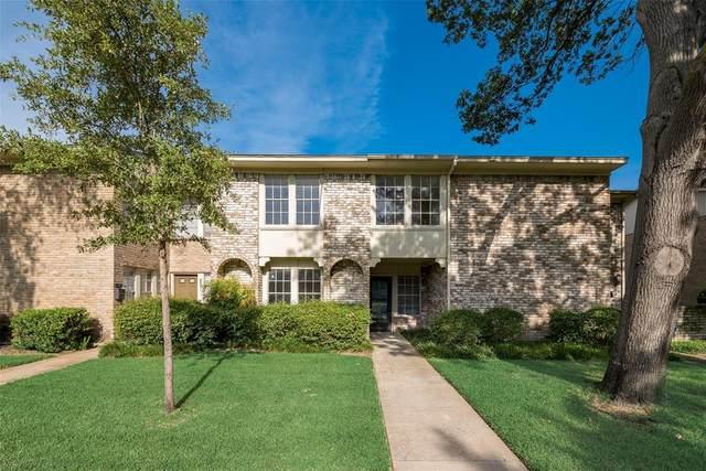 605 Towne House Lane, Richardson, TX 75081 (MLS #14413148) :: The Heyl Group at Keller Williams