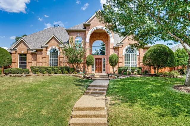 2608 Wakefield Drive, Plano, TX 75093 (MLS #14413156) :: The Heyl Group at Keller Williams