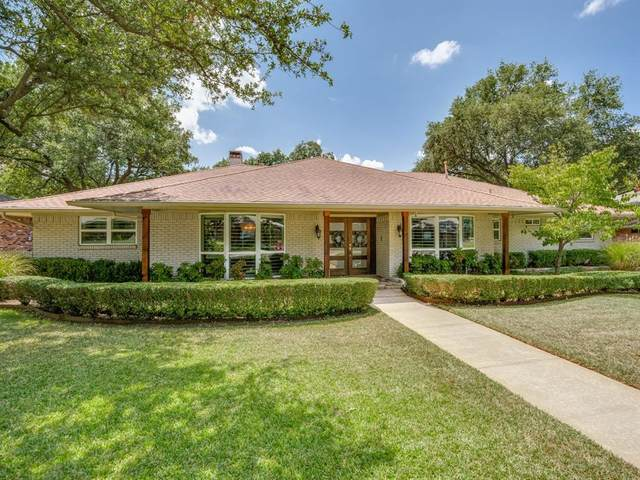 4040 Fawnhollow Drive, Dallas, TX 75244 (MLS #14413172) :: The Heyl Group at Keller Williams