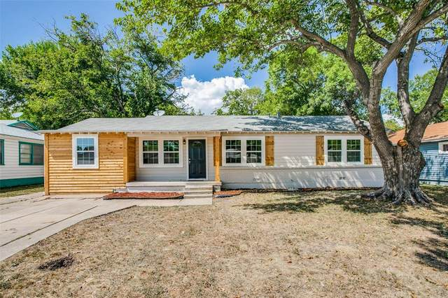 4913 Stephanie Drive, Haltom City, TX 76117 (MLS #14413182) :: The Heyl Group at Keller Williams