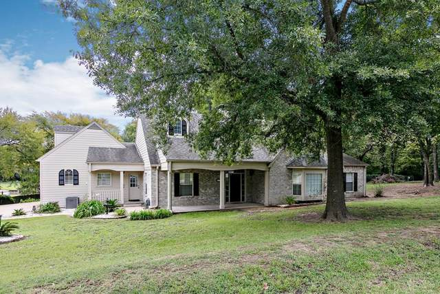 107 Seaside Drive, Gun Barrel City, TX 75156 (MLS #14413188) :: The Mauelshagen Group