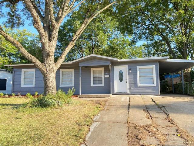 1818 Reever Street, Arlington, TX 76010 (MLS #14413227) :: The Kimberly Davis Group
