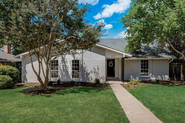 3421 Claymore Drive, Plano, TX 75075 (MLS #14413240) :: The Heyl Group at Keller Williams