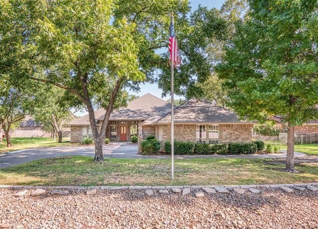 9300 S Longwood Drive, Granbury, TX 76049 (MLS #14413244) :: The Heyl Group at Keller Williams