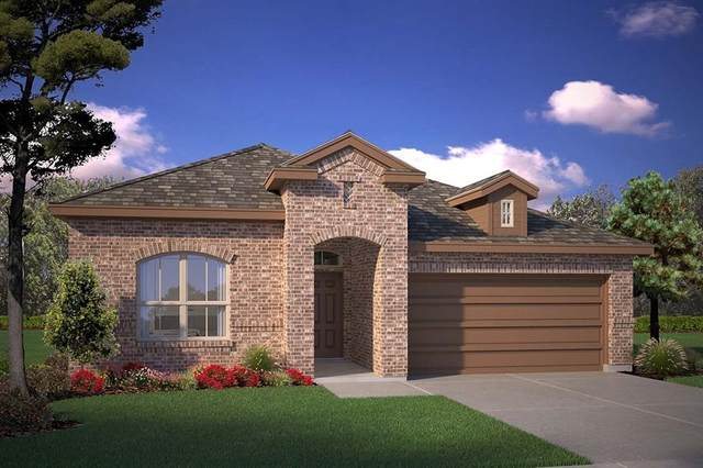 737 Chaplin Drive, Fort Worth, TX 76247 (MLS #14413257) :: Hargrove Realty Group