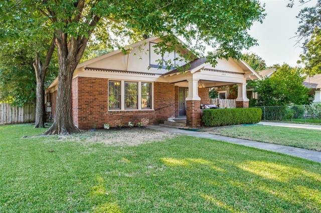 302 S Marlborough Avenue, Dallas, TX 75208 (MLS #14413291) :: The Kimberly Davis Group