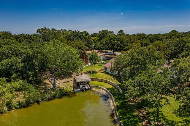 1511 Pecos Trail Court, Granbury, TX 76048 (MLS #14413294) :: The Heyl Group at Keller Williams