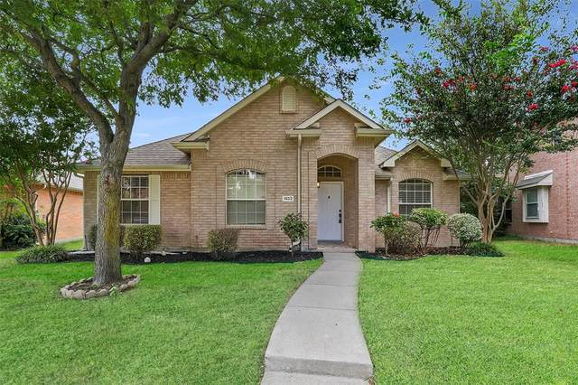 1502 Hickory Bend Drive, Allen, TX 75002 (MLS #14413310) :: The Heyl Group at Keller Williams