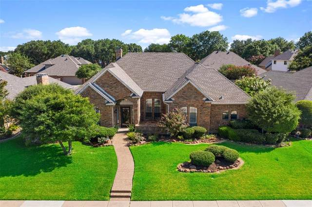 3908 Wyeth Drive, Plano, TX 75023 (MLS #14413319) :: The Heyl Group at Keller Williams