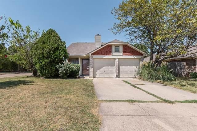 1411 Woodfern Drive, Arlington, TX 76018 (MLS #14413327) :: RE/MAX Landmark