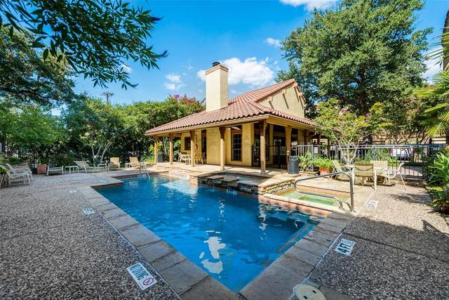 7640 W Greenway Boulevard 6D, Dallas, TX 75209 (MLS #14413353) :: The Mitchell Group