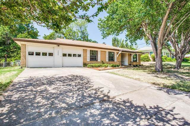 5604 Morley Avenue, Fort Worth, TX 76133 (MLS #14413358) :: The Heyl Group at Keller Williams