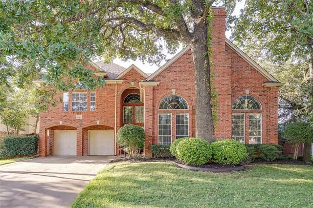 2141 Idlewood Drive, Grapevine, TX 76051 (MLS #14413368) :: Team Hodnett