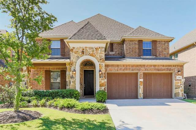3708 Canterbury, The Colony, TX 75056 (MLS #14413385) :: Frankie Arthur Real Estate