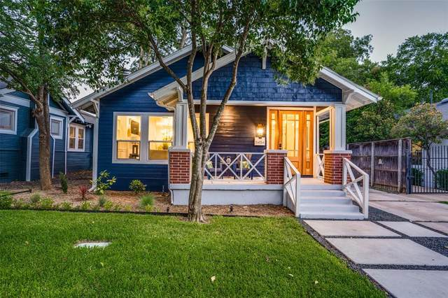 5454 Bonita Avenue, Dallas, TX 75206 (MLS #14413400) :: Maegan Brest | Keller Williams Realty
