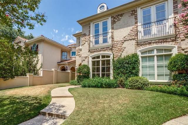 4147 Herschel Avenue, Dallas, TX 75219 (MLS #14413428) :: Team Tiller