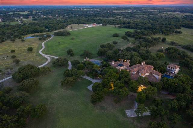 01 Dennis Road, Weatherford, TX 76087 (MLS #14413467) :: The Kimberly Davis Group