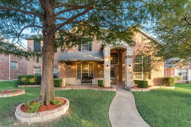 1310 Scarboro Hills Lane, Rockwall, TX 75087 (MLS #14413493) :: The Heyl Group at Keller Williams