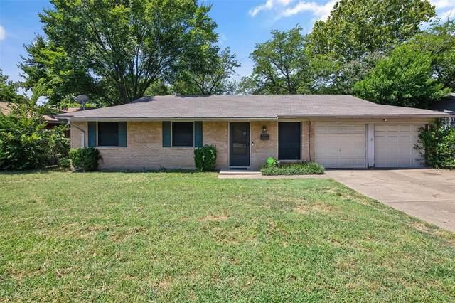 563 Falling Leaves Drive, Duncanville, TX 75116 (MLS #14413499) :: The Heyl Group at Keller Williams
