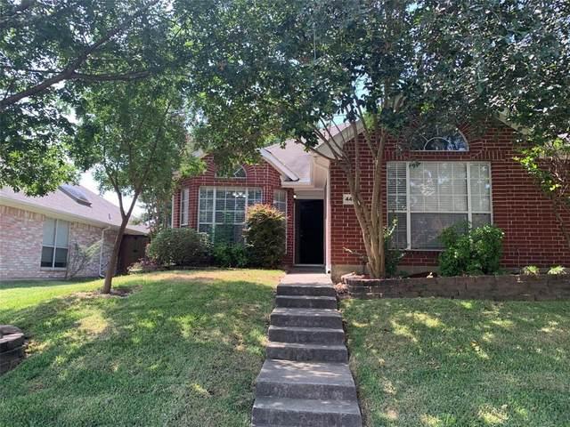 4405 Buena Vista Lane, Mckinney, TX 75070 (MLS #14413512) :: The Heyl Group at Keller Williams