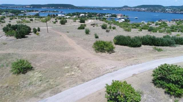 Lot 96 Blue Jay Lane, Possum Kingdom Lake, TX 76449 (MLS #14413561) :: The Mitchell Group