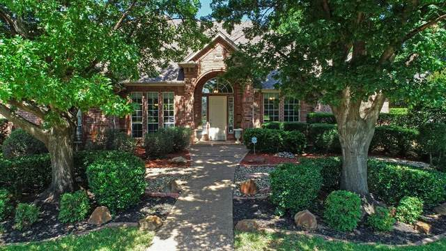 901 Hidden Meadow Court, Southlake, TX 76092 (MLS #14413566) :: Team Hodnett