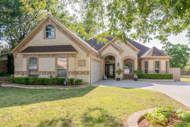 4737 Oarlock Drive, Fort Worth, TX 76135 (MLS #14413601) :: Century 21 Judge Fite Company