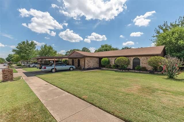 604 Rockledge Drive, Saginaw, TX 76179 (MLS #14413618) :: RE/MAX Landmark