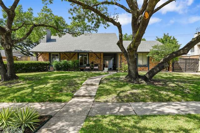 914 Firestone Lane, Richardson, TX 75080 (MLS #14413658) :: The Heyl Group at Keller Williams