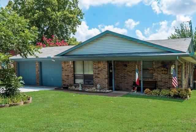 807 N Hughes Street, Howe, TX 75459 (MLS #14413730) :: The Tierny Jordan Network