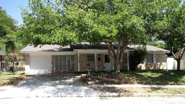 4508 Wilson Court, Lake Worth, TX 76135 (MLS #14413776) :: The Good Home Team