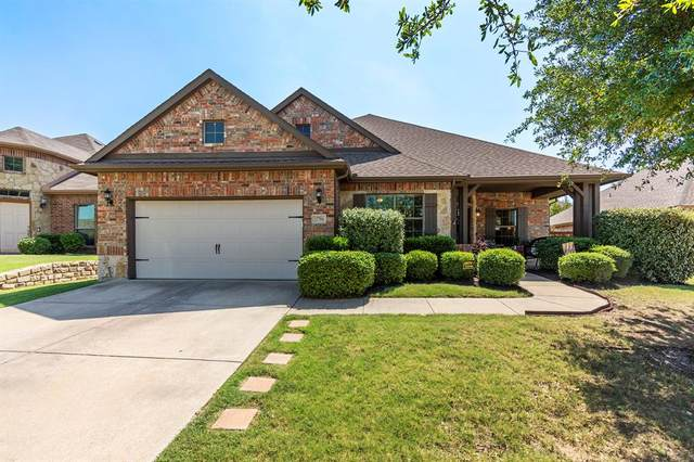 12704 Travers Trail, Fort Worth, TX 76244 (MLS #14413785) :: The Mitchell Group