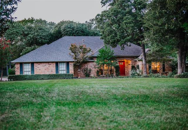 1360 Woodbrook Lane, Southlake, TX 76092 (MLS #14413794) :: Team Hodnett