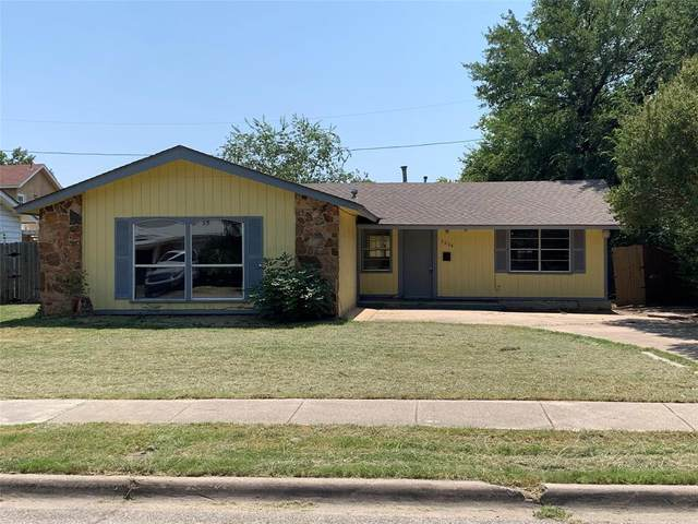 1214 Fairdale Street, Irving, TX 75062 (MLS #14413801) :: The Heyl Group at Keller Williams