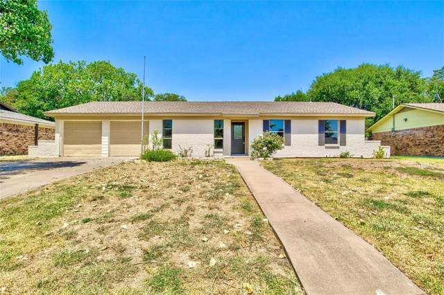 1005 Keller Avenue, Benbrook, TX 76126 (MLS #14413831) :: The Mitchell Group