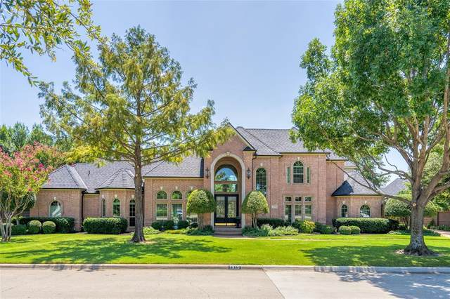 1315 Bent Creek Drive, Southlake, TX 76092 (MLS #14413844) :: Team Hodnett