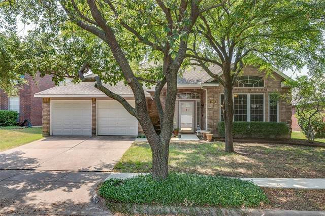 5408 Mormon Trail, Fort Worth, TX 76137 (MLS #14413848) :: The Mitchell Group