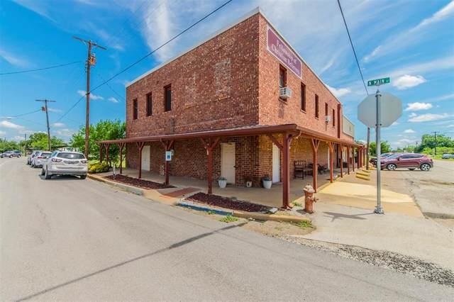 000 Powell Avenue, Graford, TX 76449 (MLS #14413879) :: The Tierny Jordan Network